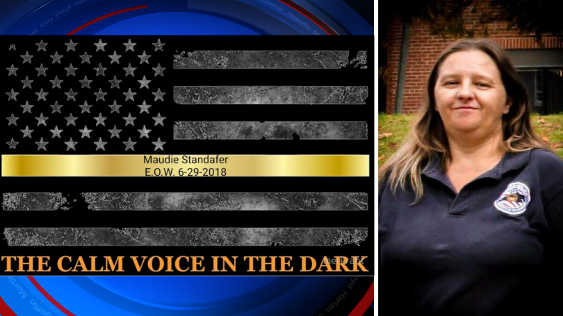 Hazard Police remember dispatcher who unexpectedly passed away