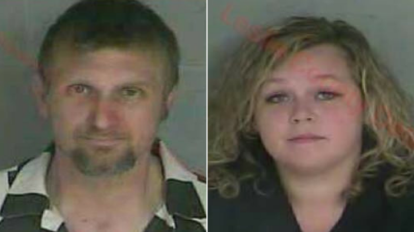 Man and woman indicted in Leslie County following chase and crash