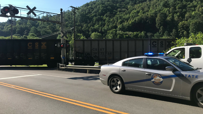Highway 15 back open after train derailment near Happy in Perry County
