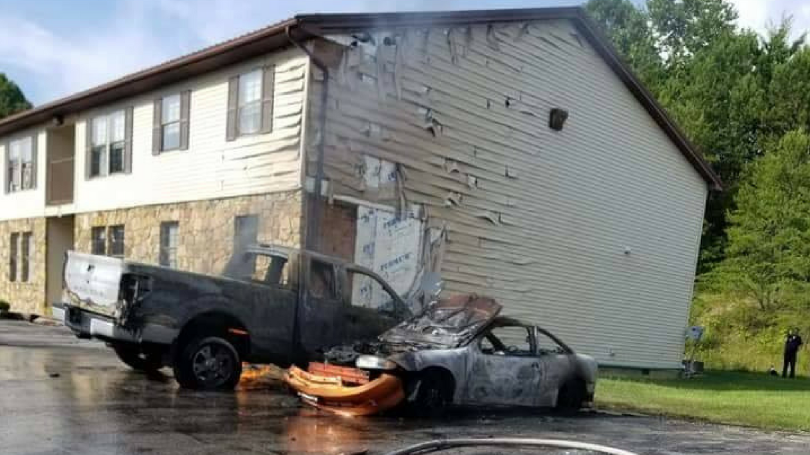 Quick work by fire fighters saves apartment in Laurel County