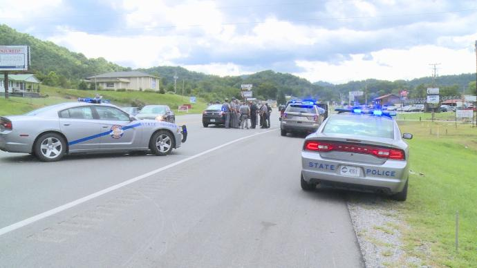 100 mile chase ends in Pikeville with 17 year old from Ohio facing charges