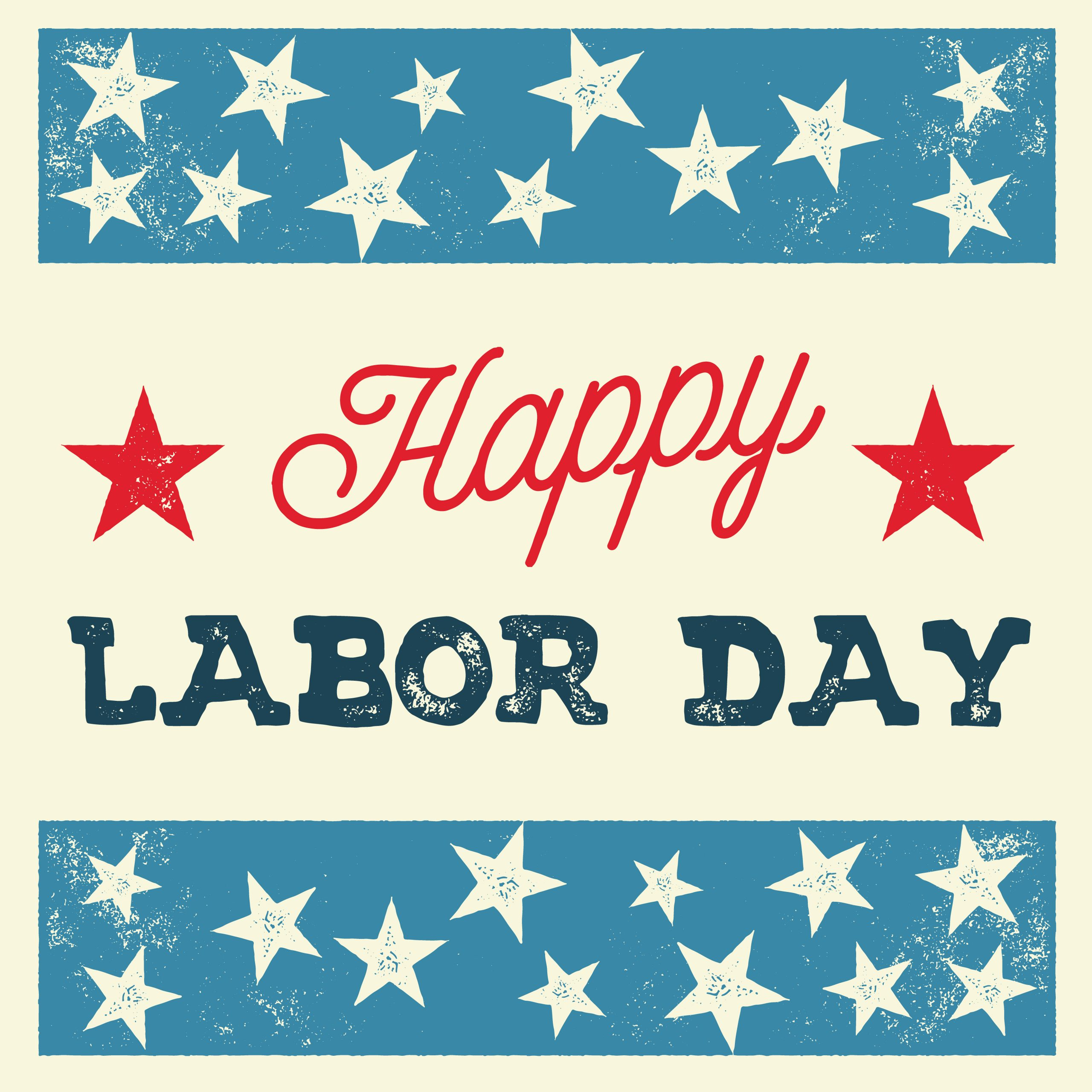 Labor Day Closings/Schedule Changes