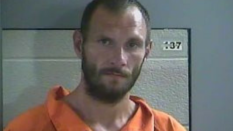 Knott County man arrested on outstanding warrant Saturday in Laurel County