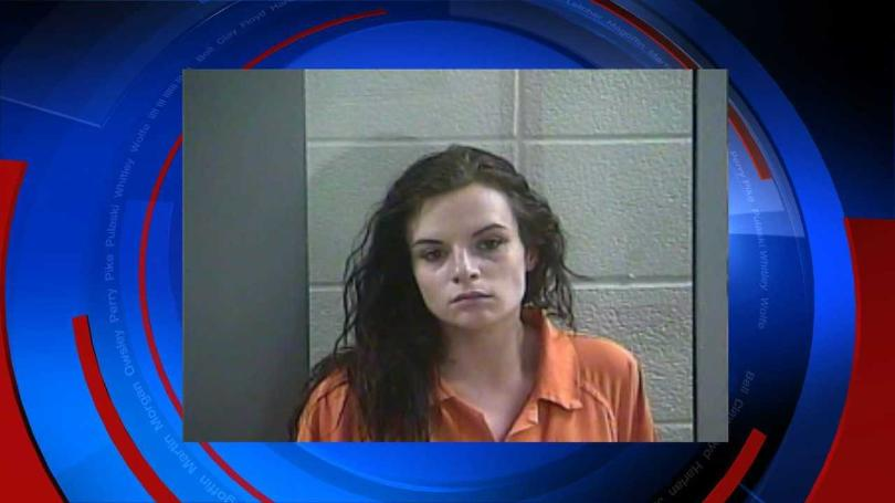 Pregnant mother arrested in Laurel County for smoking meth