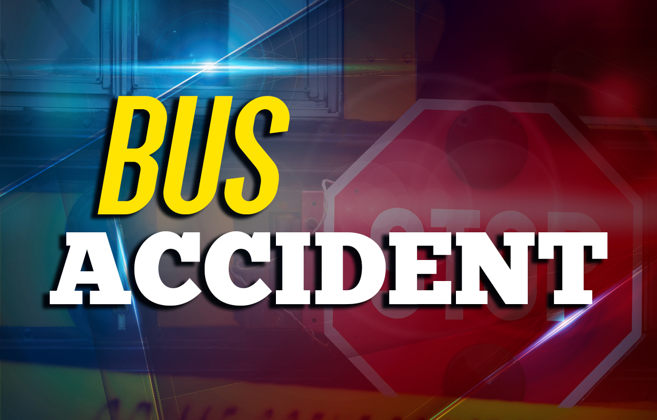 Bus crash in Perry County on Friday blocked KY 15 for a short time