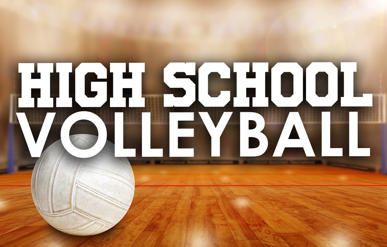 High school volleyball update Thursday 10-4-18