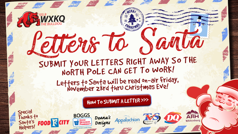 Feature: https://www.1039thebulldog.com/letters-to-santa/