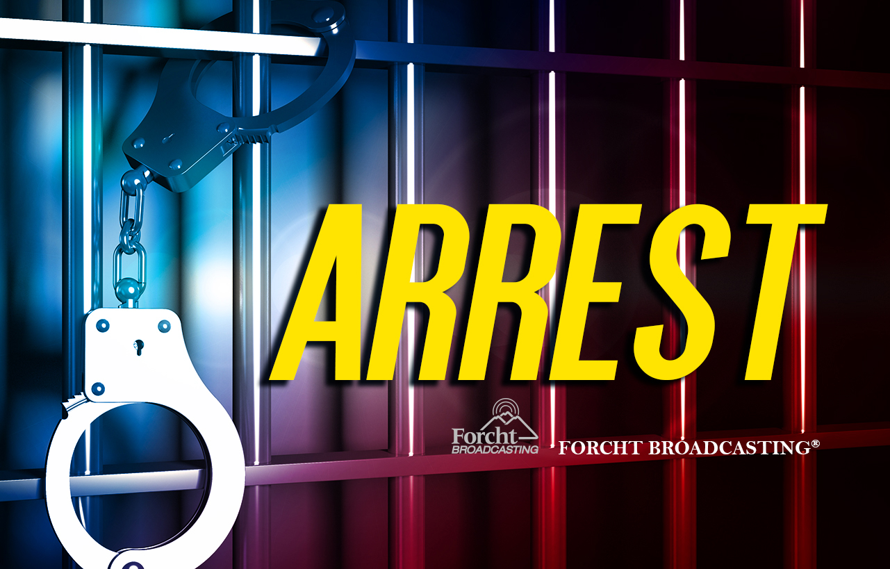 Two women arrested Sunday morning in Leslie County after high speed