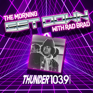 The Morning Get Down with Brad Pendleton