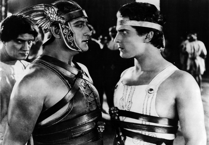 Lew Wallace Study To Show Silent Ben-Hur