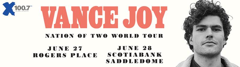Vance Joy - June 27 & 28