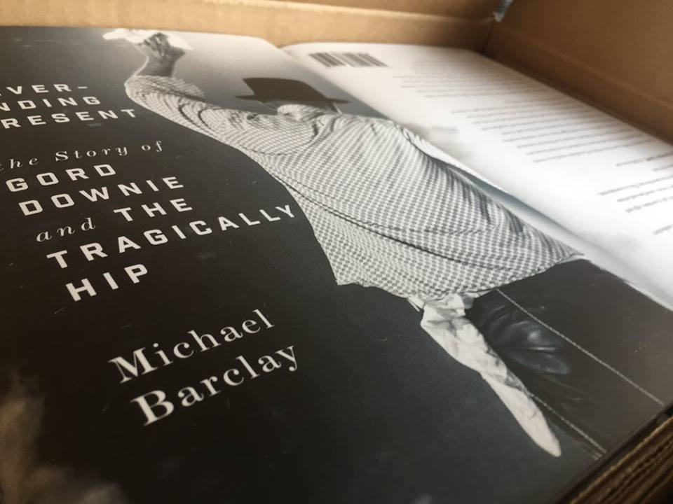 The Never-Ending Story - Interview with Michael Barclay (Audio)