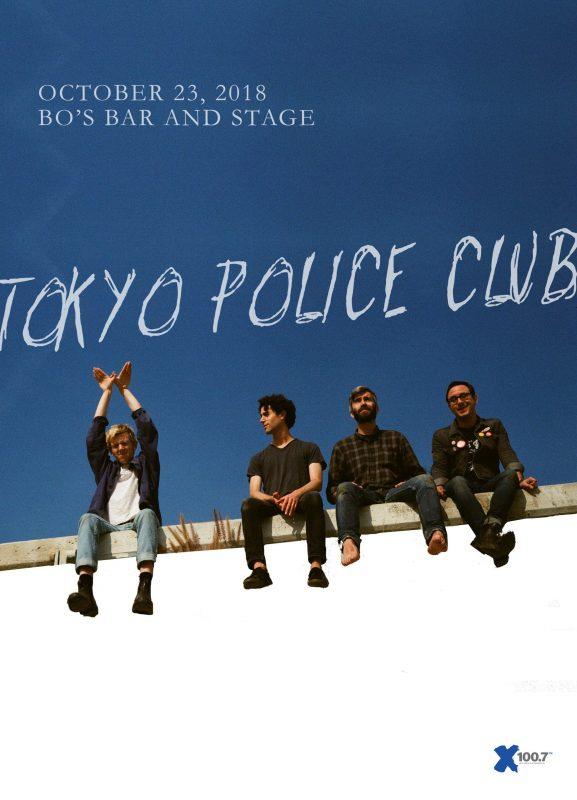 Tokyo Police Club at Bo's