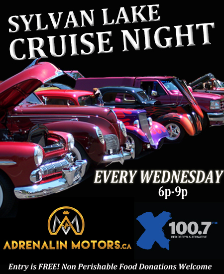 Sylvan Lake Cruise Nights