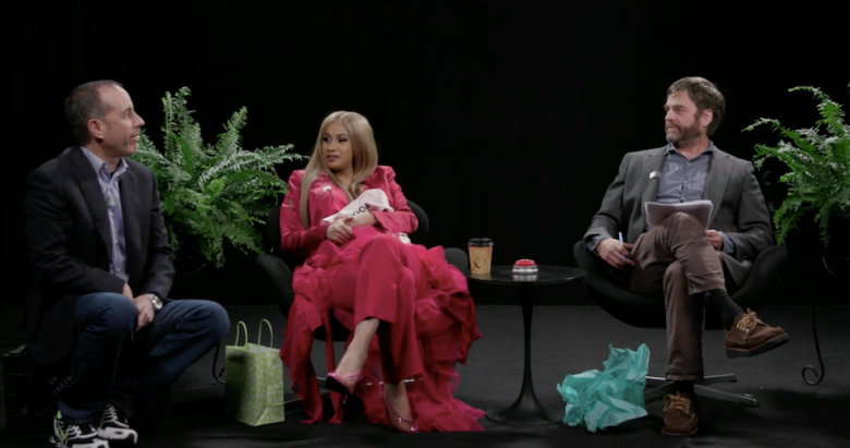 Between Two Ferns is Back