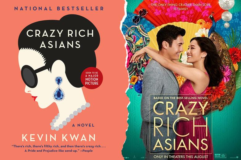 60 Second Cinema - Crazy Rich Asians