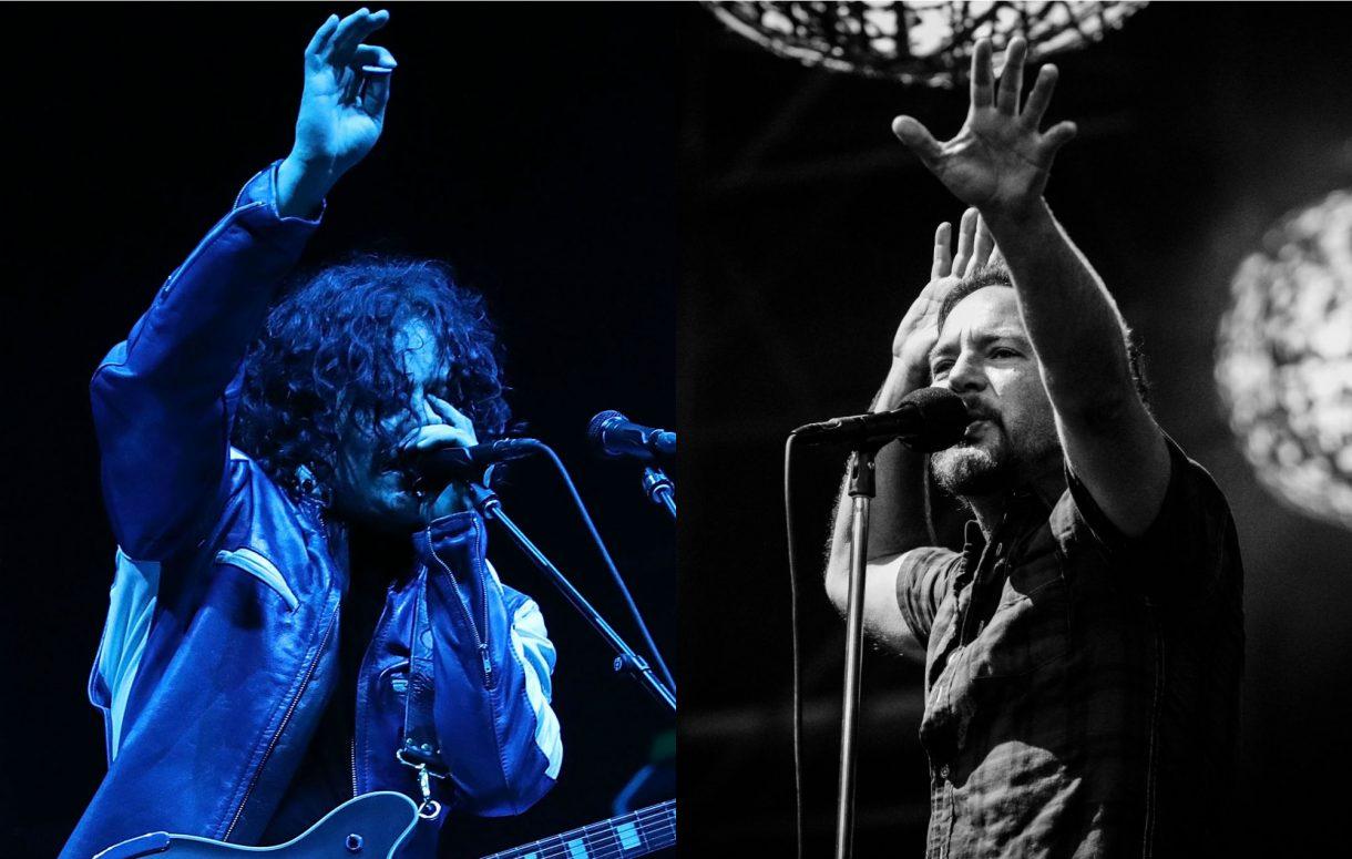 Pearl Jam covers Jack White and Vice Versa (Audio)