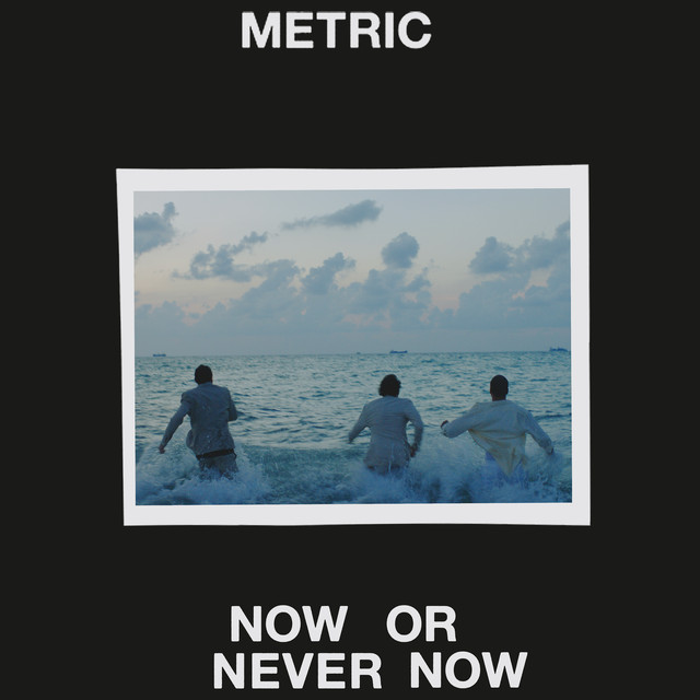 Now or Never Now (Audio)