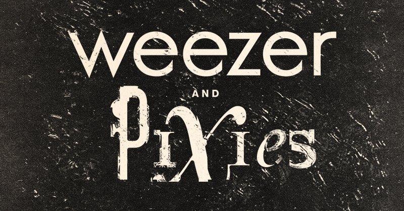 Weezer and Pixies (Video)