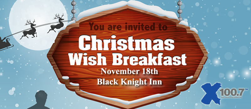 Christmas Wish Breakfast