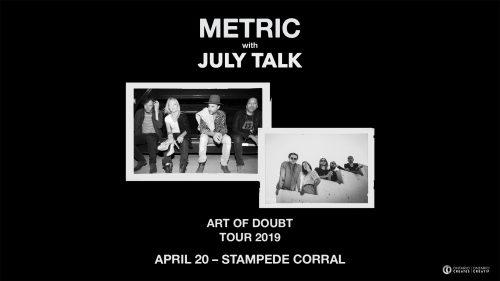 Metric & July Talk