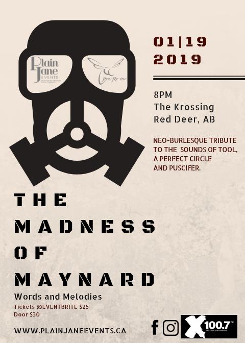The Madness of Maynard