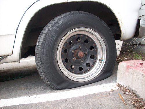 Over 60% of Us Can't Fix a Flat Tire . . . and 41% Don't Even Know Which Part Is the Engine?