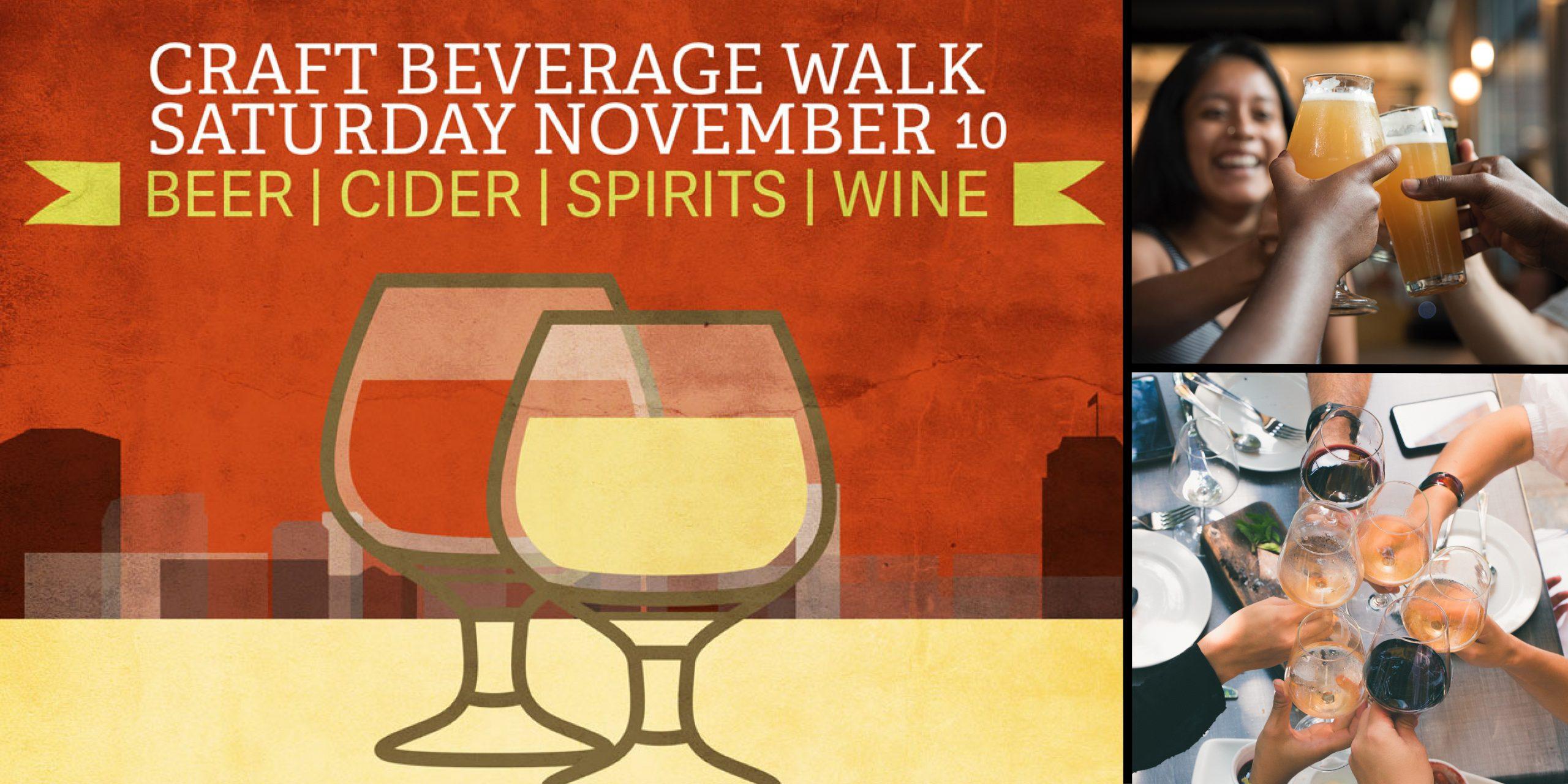 Feature: http://d1467.cms.socastsrm.com/the-craft-beverage-walk/