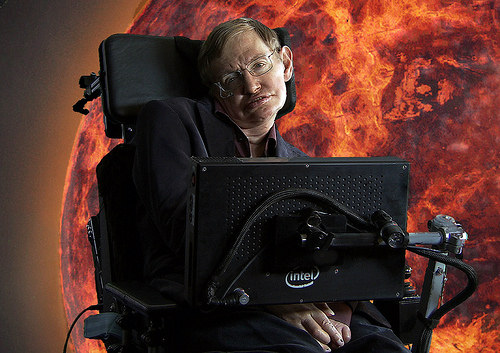 Rest in Peace Stephen Hawking