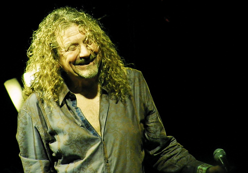 New Robert Plant out Today!
