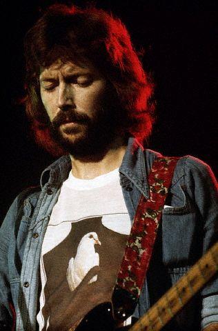 Eric Clapton Documentary Premieres Tonight!