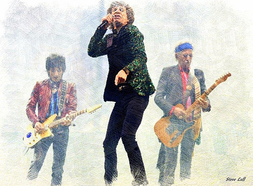 Rolling Stones Kick Off Tour in Dublin!