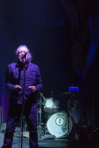 Robert Plant kicks Off Tour