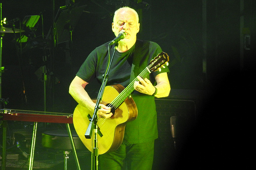 Happy Birthday, David Gilmour!  Wish You Were Here!!