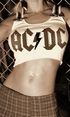 Icy AC/DC