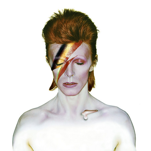 World's First David Bowie Statue Unveiled!