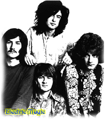 Zeppelin Play Stairway Live on this date in '71 For Only the 2nd Time