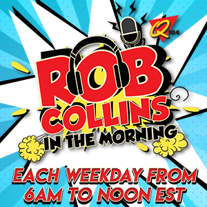 Rob Collins in the Mornings
