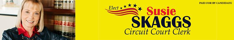 Feature: https://www.facebook.com/electsusie4circuitclerk/