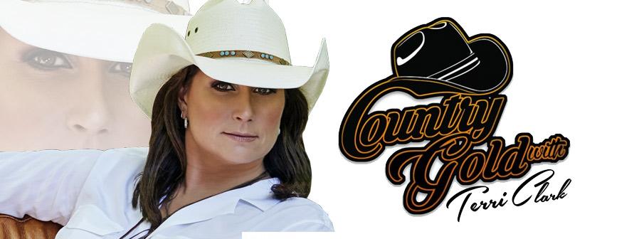 Terri Clark Country Gold Show