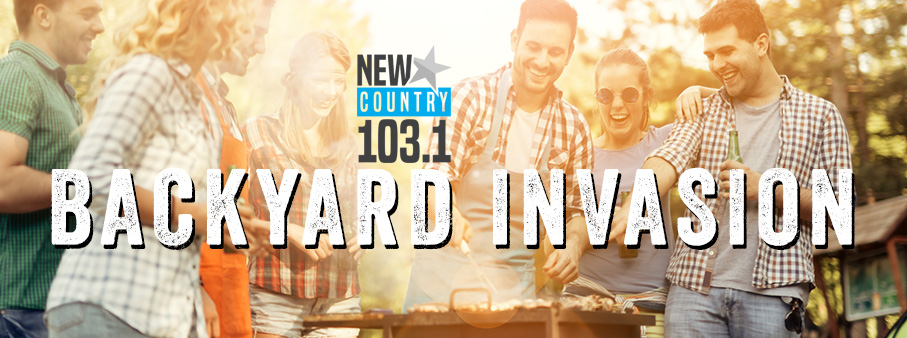 Feature: http://www.newcountry1031.ca/new-country-103-1-the-backyard-invasion/