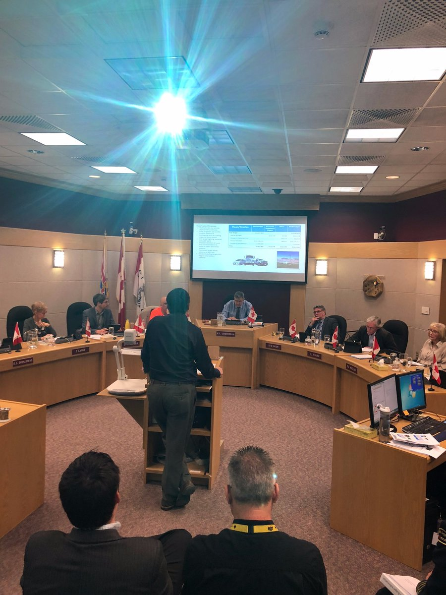 Kamloops Council defers final budget decisions for another week