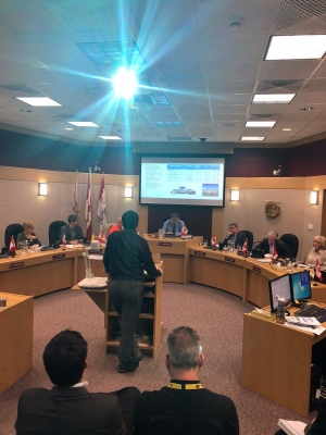 Kamloops council a step closer to finalizing a property tax increase number