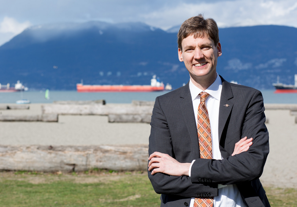 B.C's Attorney General is hoping both sides of the pipeline dispute take a step back