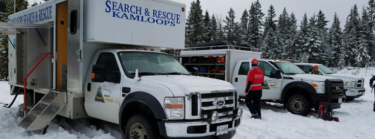Kamloops Search and Rescue prepared for the busy long weekend