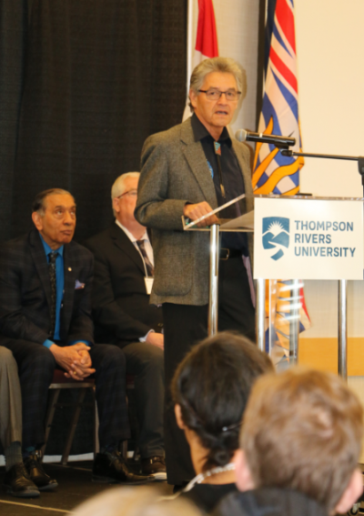 New Chancellor named at Thompson Rivers University