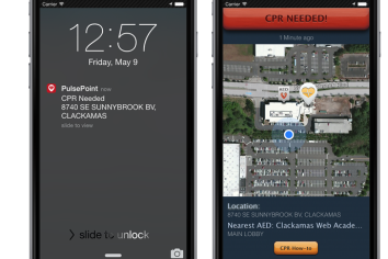 An app aimed at saving lives through bystanders has made it to B.C