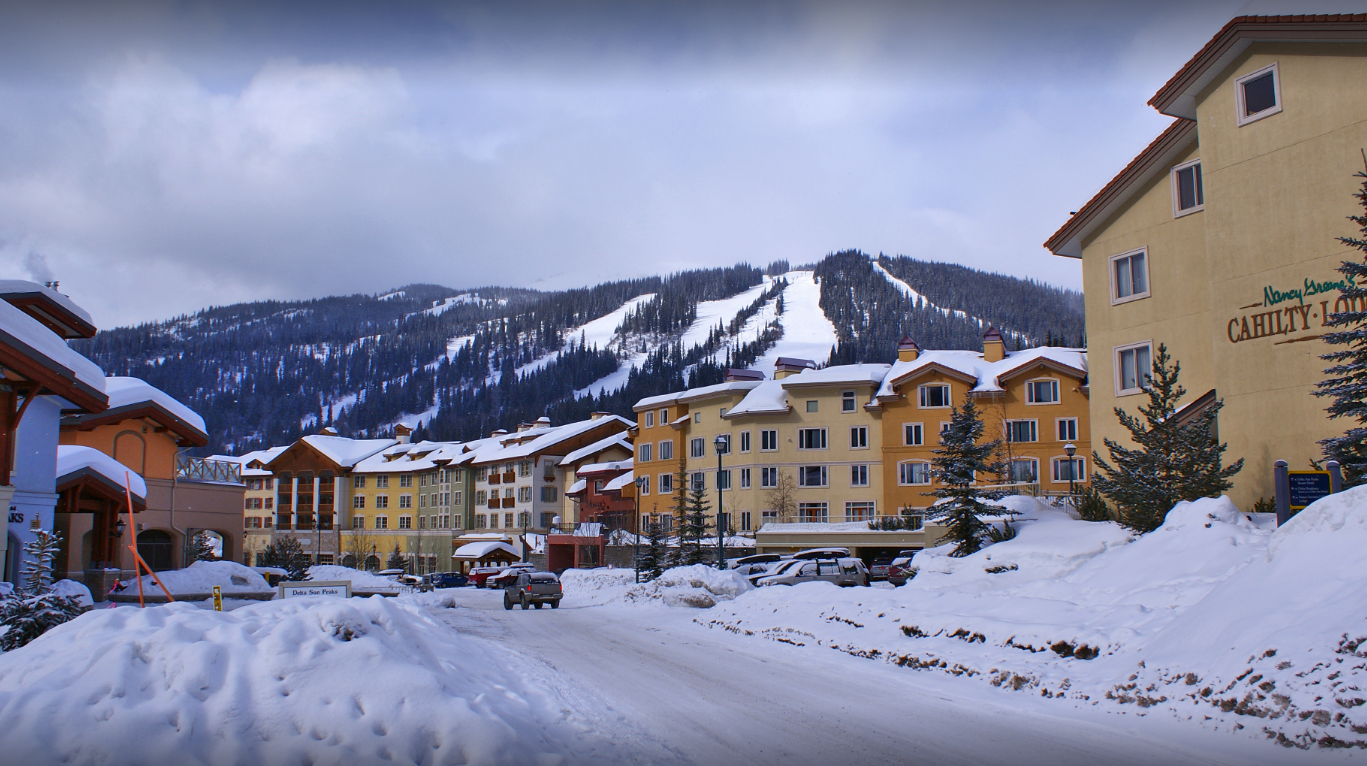 It could be another record breaking year at Sun Peaks