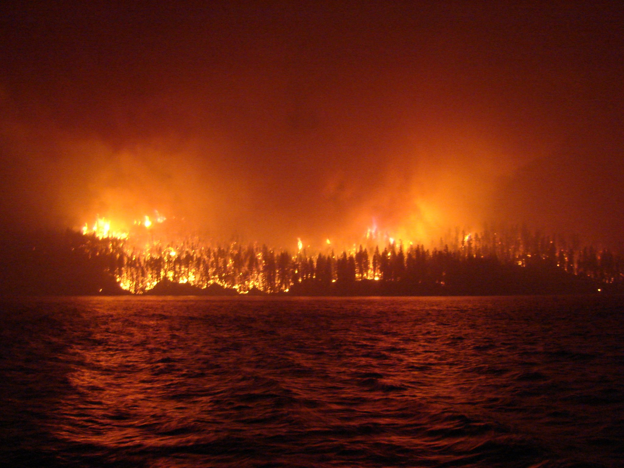 Post wildfire report outlines potential hazards remaining for buildings in the Loon Lake area