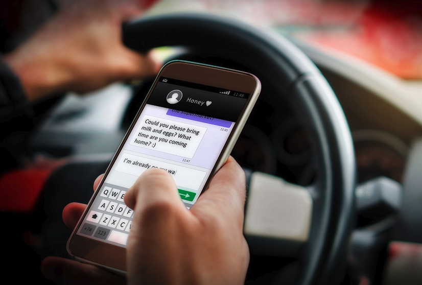 A March blitz found plenty of distracted drivers in Kamloops